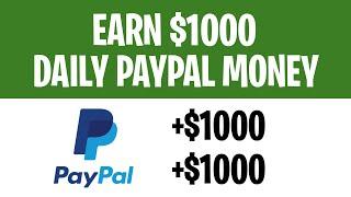 Earn PayPal Money FAST ($1000+) IN 2021 | Make Money Online