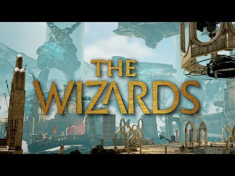 The Wizards Arena Mode Trailer thumbnail