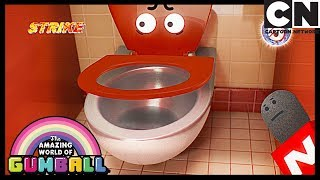 Wiadomosci | Niesamowity świat Gumballa | Cartoon Network