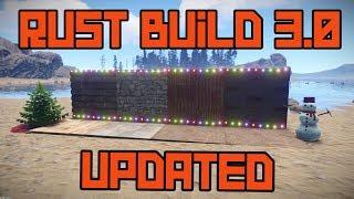 RUST Build 3.0 Updated - Devblog 190 - Rust Building Update