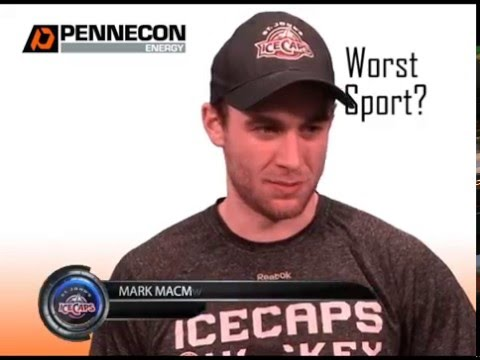 IceCaps Answers | Worst Sport