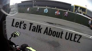 Let's Talk About ULEZ | TheRhythmicBiker