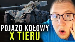 POJAZD KOŁOWY X TIERU - World of Tanks