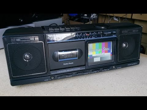 RadioShack Portavision ~ 3D intro z fotografie ~ 2. verze | FullHD