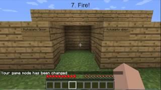 1000 ways to die in Minecraft EP.2 - Tripwire