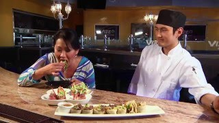 Ep.9 Seg.2 Vibe Fusion Restaurant with Cathlyn Choi