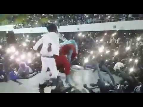 Maccasio and Shatta Wale thrill Tamale