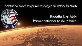 Próximos viajes a Marte