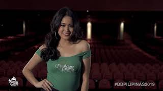 Nicole Guerrero Binibining Pilipinas 2019 Introduction Video