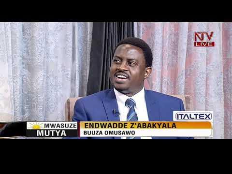 MWASUZE MUTYA: Endwadde z'abakyala