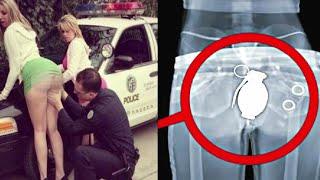 जब एयरपोर्ट पर पकड़ी गयी चौंकाने वाली चीज़ें || Craziest Things Found By Airport S || HJR News