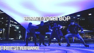 STORMZY VOSSI BOP FREESTYLE DANCE LOW LIGHT SHOOT
