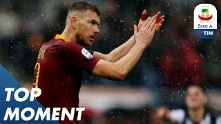 Džeko Finds Home Goal After A Year!   Roma 1-0 Udinese   Top Moment   Serie A