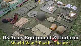 US Army Equipment and Uniform in the Pacific Theater, WW2 | Collector