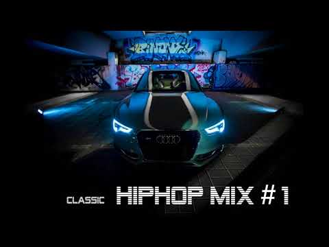 Classic Rap & HipHop Mix #1 Gangster Hip Hop / Underground Music 2018
