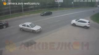 Авария, г. Котельники, ул. Новая д. 13, 20.05.2017