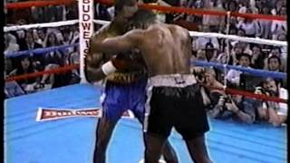 "Evander ""The Real Deal"" Holyfield vs ""Smokin"" Bert Cooper - Heavyweight Championship - Part 1/2"