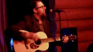 Patterson Hood- George Jones Talkin' Cell Phone Blues 2014-01-08 Live @ Doug Fir Lounge - Portland
