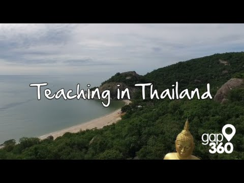 TEFL Course in Thailand Video