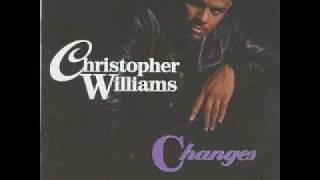 christopher williams I'm dreamin