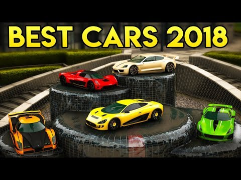 Top 7 Best Super & Sports Cars In GTA Online (2018 Updated)