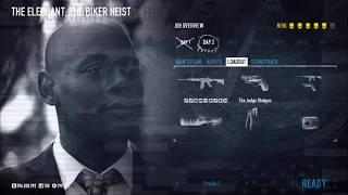 Payday 2 - The Biker Heist Speedrun DW ( WR: 7:26 ) Update #134.1