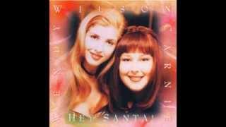 Carnie & Wendy Wilson - Winter Wonderland