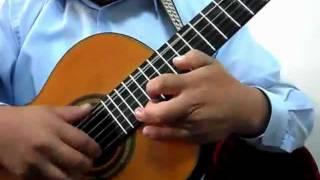 TROPA DE CACERES  - FOLKLORE PERUANO - SOLO DE GUITARRA HUANCA