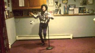 Malique Jackson - Get it together ( Demo ) , Michael Jackson Impersonator