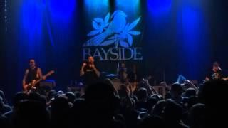"""Bayside - """"Dear Tragedy"""" (Live in San Diego 3-20-14)"""