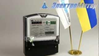 Электросчетчик  НИК 2301 АК1 от компании ПКФ «Электромотор» - видео
