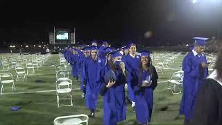 Cedar Creek High School Graduation 2020