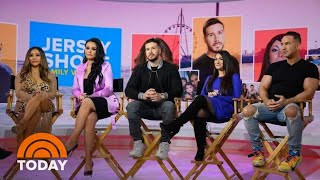 'Jersey Shore' Cast Dishes On New Season Of 'Family Vacation' | TODAY