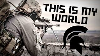 "A Military Tribute - ""This Is My World"" 