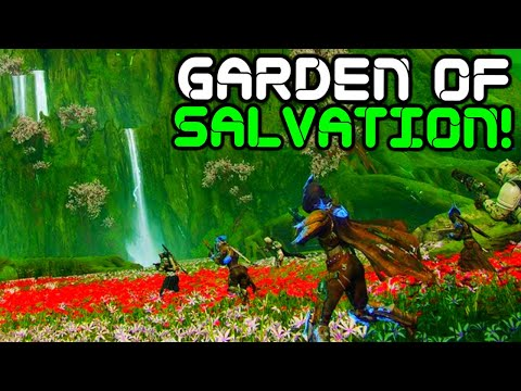 Destiny 2 - RAID NIGHT!! Garden Of Salvation!!