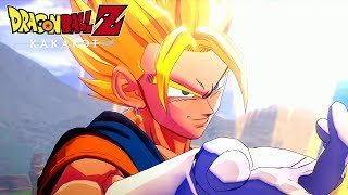 DBZK Dragon Ball Z: Kakarot - Paris Games Week Trailer - PS4/XB1/PC