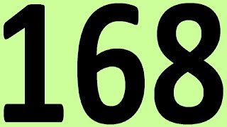 АНГЛИЙСКИЙ ЯЗЫК ДО АВТОМАТИЗМА ЧАСТЬ 2 УРОК 168 УРОКИ АНГЛИЙСКОГО ЯЗЫКА