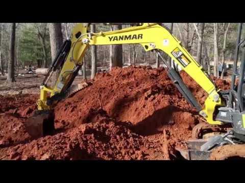 Elijah's Ram Pump Pond Project