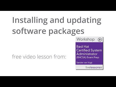 RHSCA Installing and updating software packages - RHCSA 7 ...