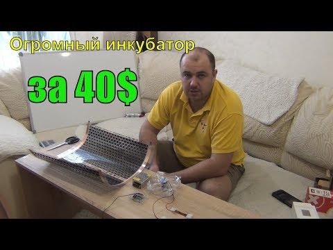 Изготовление инкубатора своими руками за 40$ ПЕРЕЗАГРУЗКА