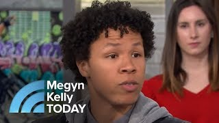 Amputee Dancer Eric Graise Talks About His Role In 'Step Up: High Water' | Megyn Kelly TODAY