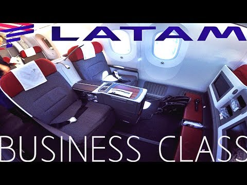 BEST BUSINESS CLASS SEAT IN EUROPE ? FLAT BED !