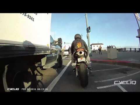 Motorbike Down