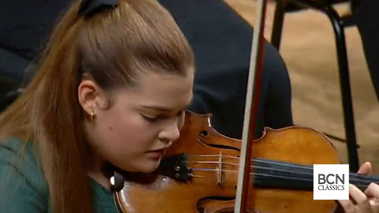 Concierto para violín de Txaikovski