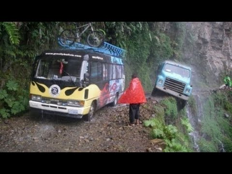 10 Most Dangerous Roads In The World