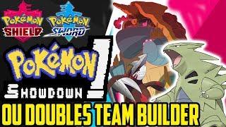 Drednaw  - (Pokémon) - Pokemon Showdown/Sword & Shield Doubles OU: Drednaw Tyranitar Sand Team