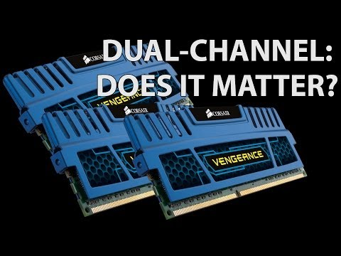 Single channel vs Dual Channel Memory :: Hardware and
