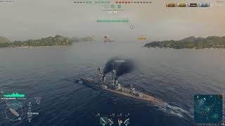 World of Warships Военно Морские Сражения.