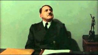 Hitler is informed it's FinalFantasyHQ's birthday