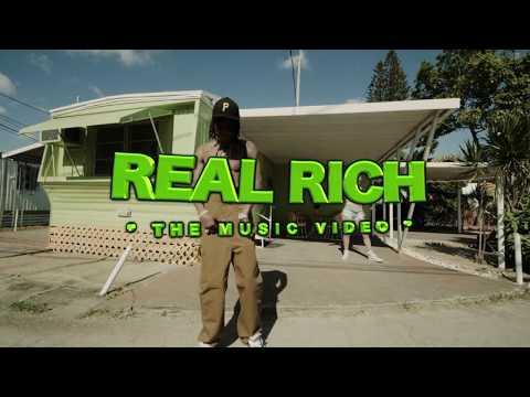 Wiz Khalifa - Real Rich Feat. Gucci Mane [Official Music Video] Mp3